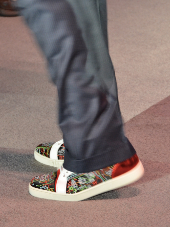 Benioff's Shoes in Action