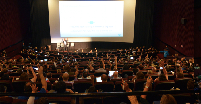 A Show of Hands Dreamforce 2015