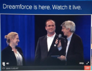 Shell Black Interviewed Peter Coffee Dreamforce 2014