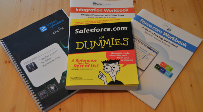 How to Learn Salesforce Big