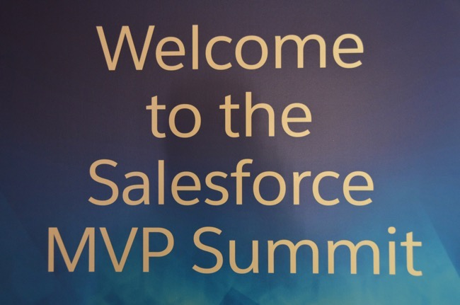 Welcome to the MVP Summit