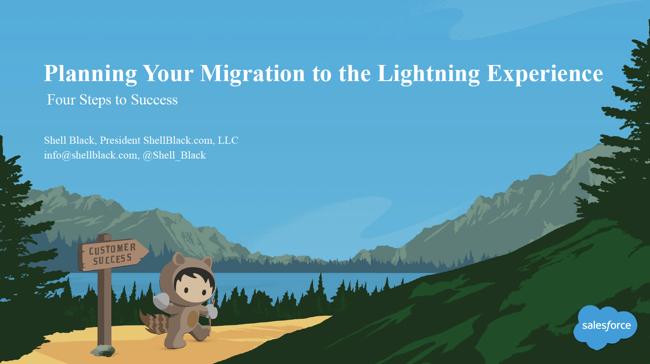 Lightning Migration Title Slide