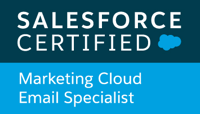 Salesforce Marketing Cloud Email Specialist