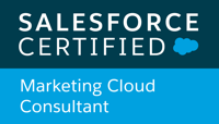 Salesforce Marketing Cloud Consultant