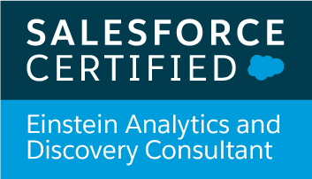 Einstein Analytics and Discovery Consultant