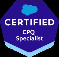 CPQ Specialist Certification