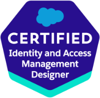 Identity and Access Management Designer Certification