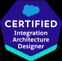Integration Architecture Designer Certification