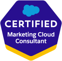 Marketing Cloud Consultant Certification