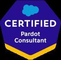 Pardot Consultant Certification