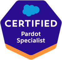 Pardot Specialist Certification