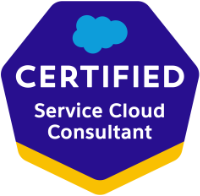 Service Cloud Consultant Certification