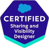 Sharing and Visibility Certification