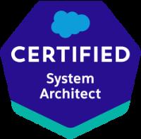 System Architect Certification